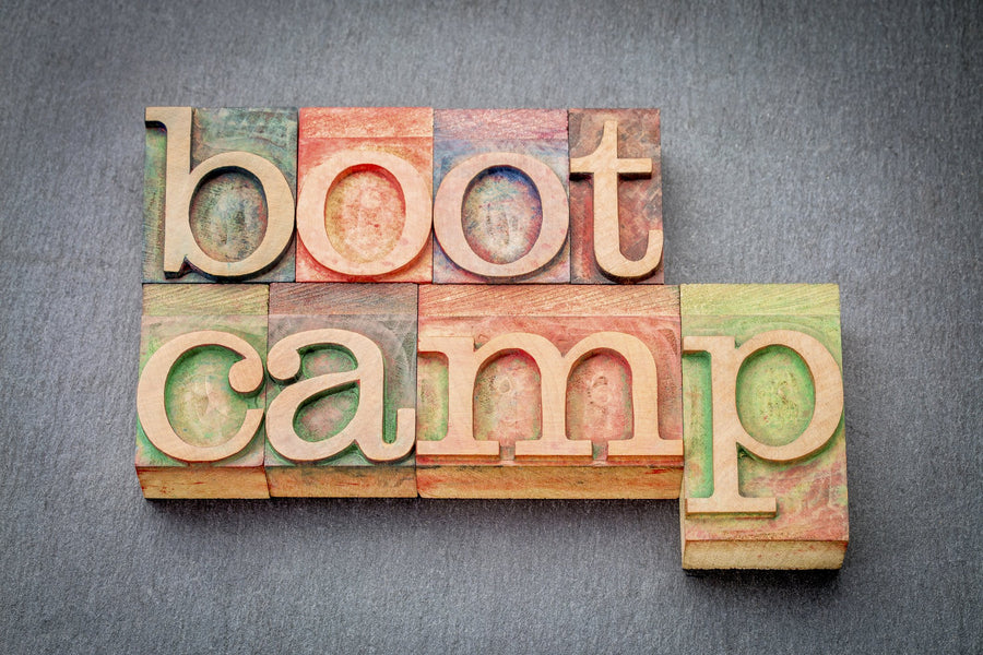 Bootcamp with Coach Aaron on Tuesdays @ 11am-12noon (upto 18th August 2020)