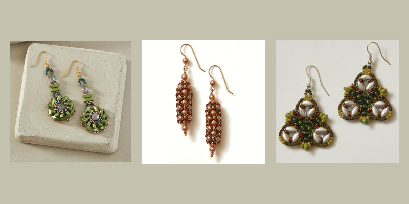 Tubular Earrings Workshop on 13 April 2019 @ 9.30am - 12pm