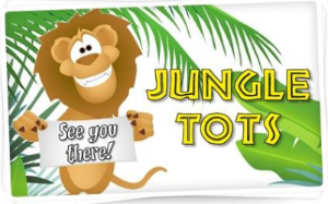 Jungle Tots Christmas Party on 7 December 2019