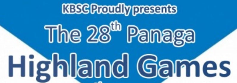 The 28th Panaga Highland Games on 15 June 2019 @ 9am - 5pm
