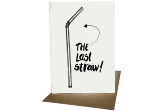 The Last Straw Panaga Newsletter (October 2018)