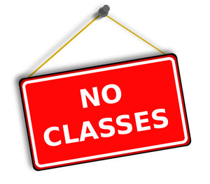 Parents, No Dance Classes on 25 February 2019!