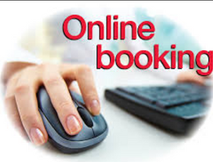 Online Booking for Activity - Duty Phone Number