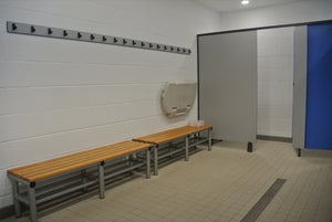 Poolside Changing Rooms (November 2018)