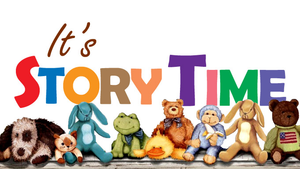 Poetry Storytime in the library on 16 March 2019 @ 10am
