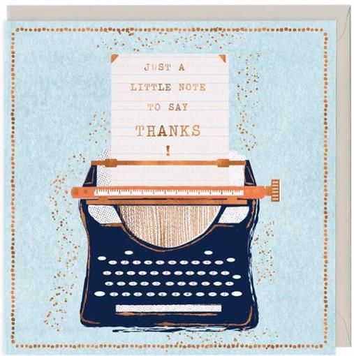 Congratulations & Thank You Cards