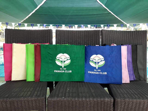Bag (Reusable) with Club Logo - PanagaClub