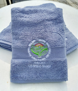 Towels with Club Logo - Special Promotion Buy 2 for $36!!