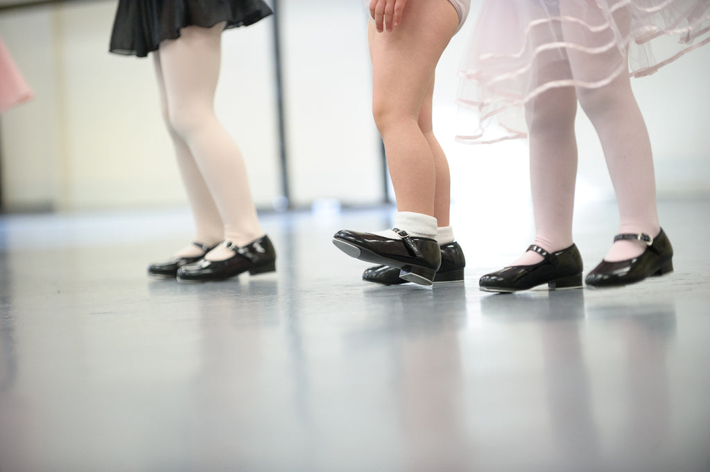 Tap Dance with Teacher Susan on Mondays @ 10.30am-11.30am