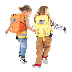ToddlePak Backpack Leeroy Lion