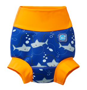 New Happy Nappy™ Shark Orange