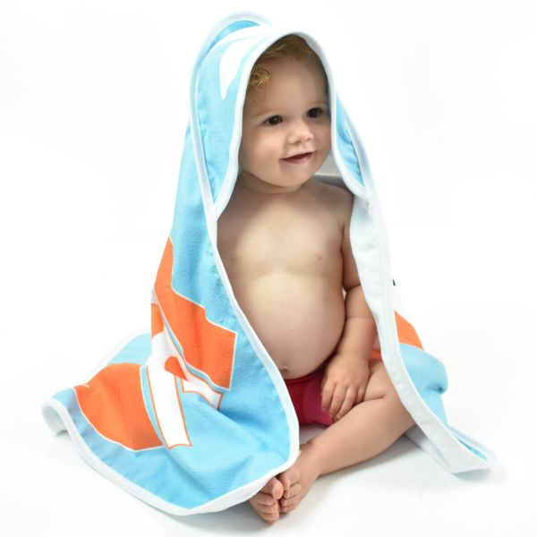 Baby Hooded Towel Noah's Ark