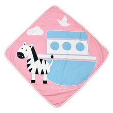 Baby Hooded Towel Nina's Ark