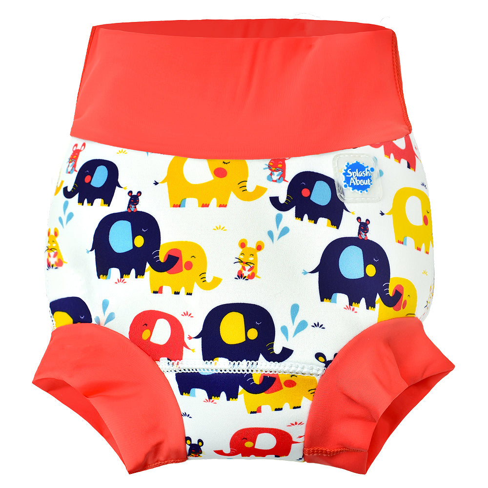 New Happy Nappy™ Little Elephants