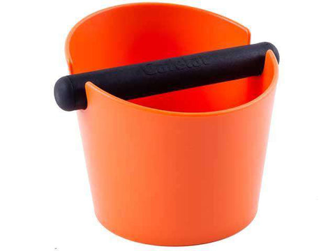 Orange Large Tubbi Knock Box Cafelat