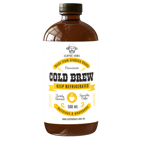 Wholesale Cold Brew
