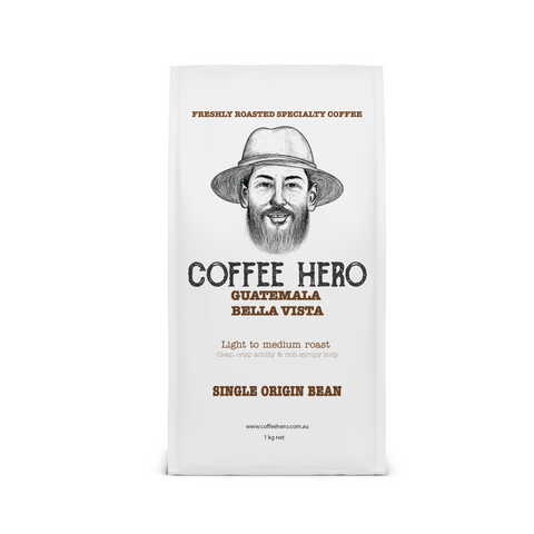 Guatemala Bella Vista - Single Origin Coffee