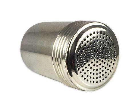 Coarse Stainless Steel Chocolate Shaker