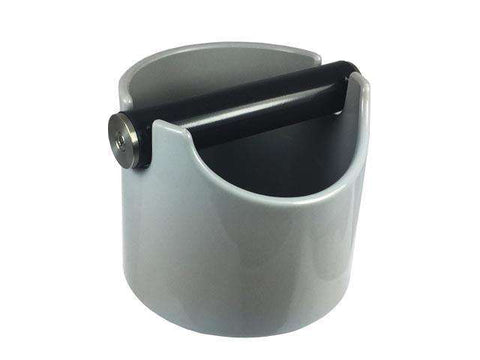 Grey Coffee Knock Bin