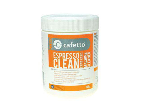 Cafetto 500g Espresso Coffee Machine Cleaning Powder