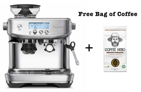 Breville The Barista Pro Espresso Coffee Machine