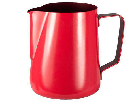 Red Lava 600ml Milk Jug