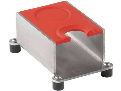 Red Silicone Tamping Station