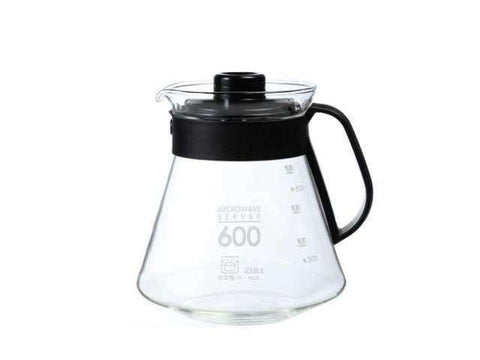600ml Glass Coffee Server Yama