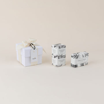 Scented Bath Gift Set; by Formulary 55