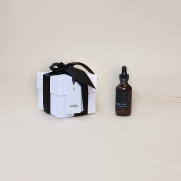 Luxe Beard Oil Gift Box; by Formulary55