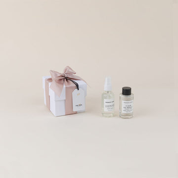 Facial Polish & Masque Gift Set; by French Girl Organics