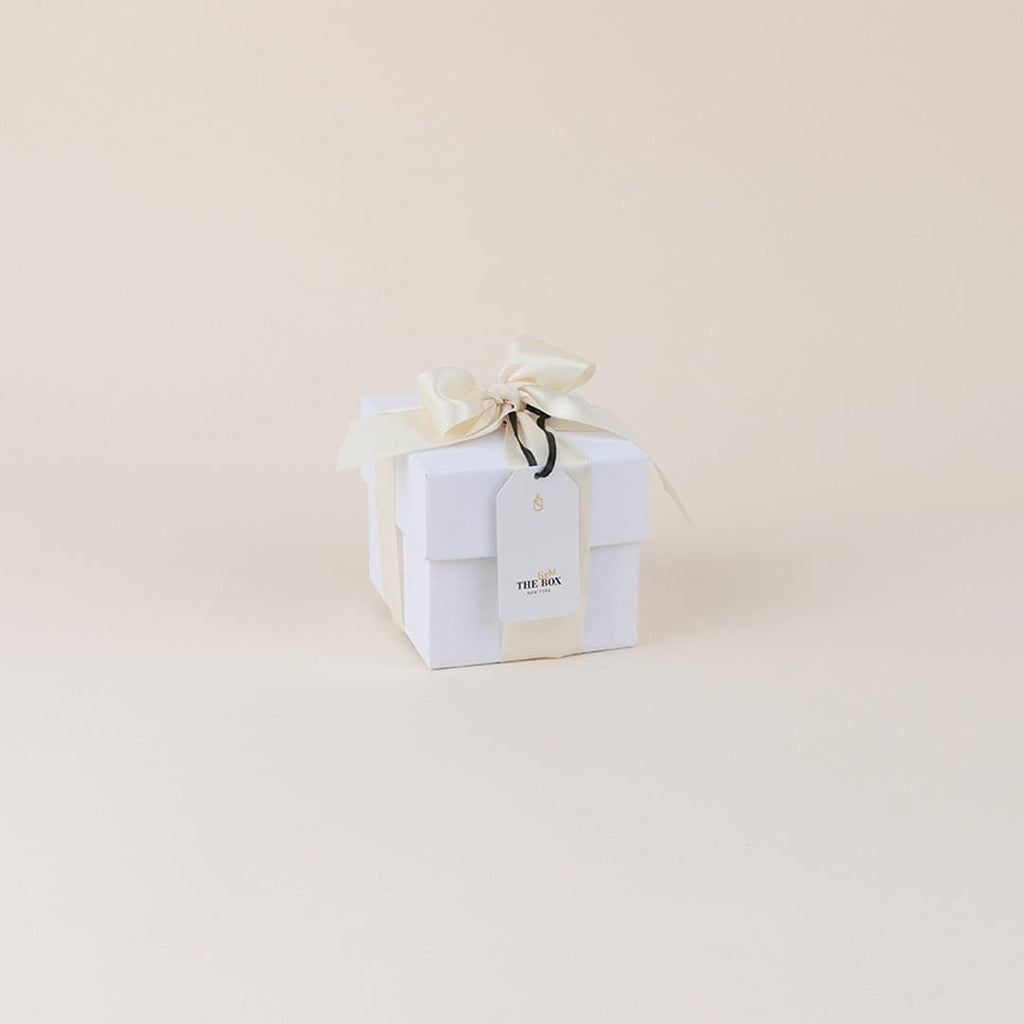 Light Spaces Candle Gift Box in Sandalwood & Lavender; by Brand+Iron