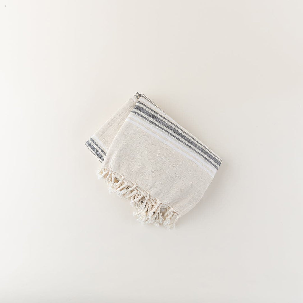 Turkish Peshtemal Linen Beach Towel Gift Box