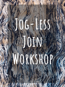 Jog-less Join Workshop with Marie Bambo