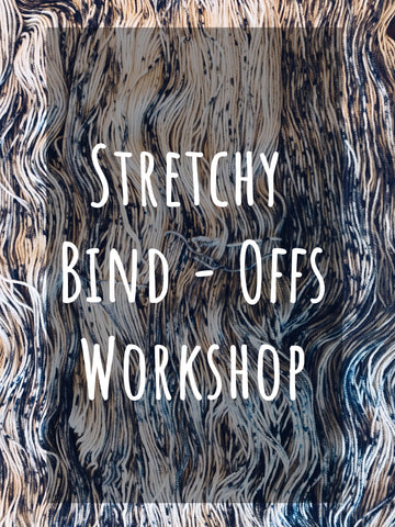 Stretchy Bind-Offs Workshop