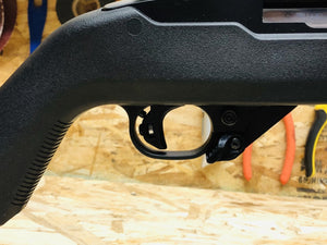 Ruger 10/22 - Flat Blade Adjustable Trigger Design Package