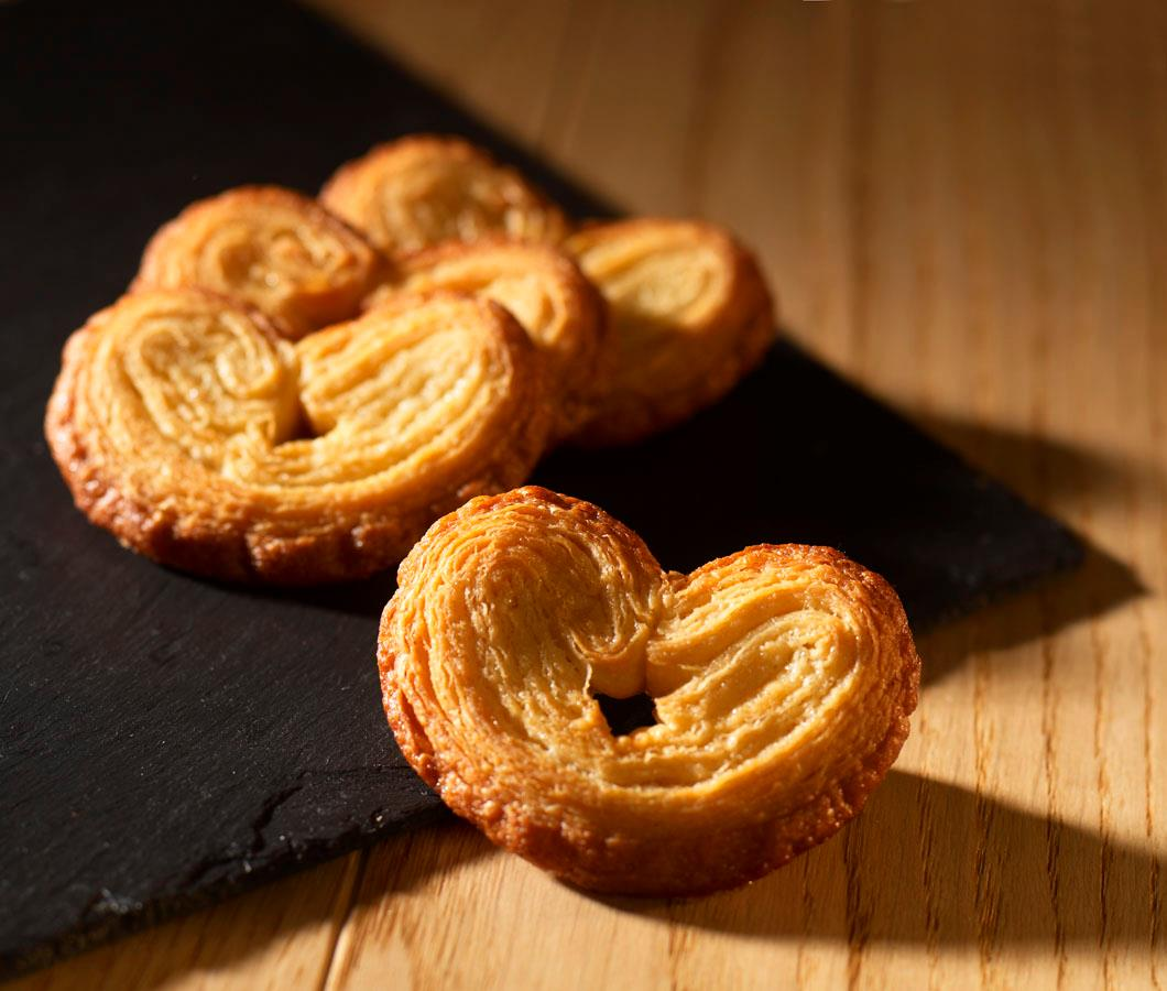 Pure Butter Palmiers