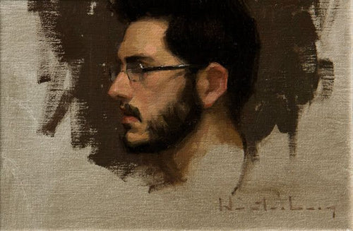 Aaron Westerberg - Zorn Palette Workshop Saturday November 5th from 9am-4pm - SOLD OUT!
