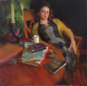 "Olga Krimon - Portrait ""Alla Prima"" Painting Workshop Saturday November 5th from 9am-4pm - SOLD OUT"