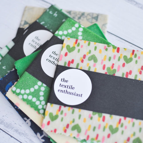 TE Beeswax Wraps - Small