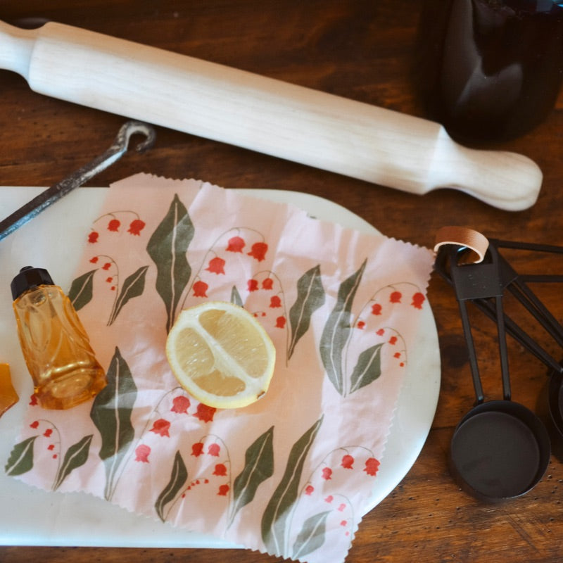 TE Beeswax Food Wraps