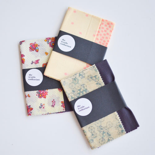 TE Beeswax Wraps - Medium 2 pk