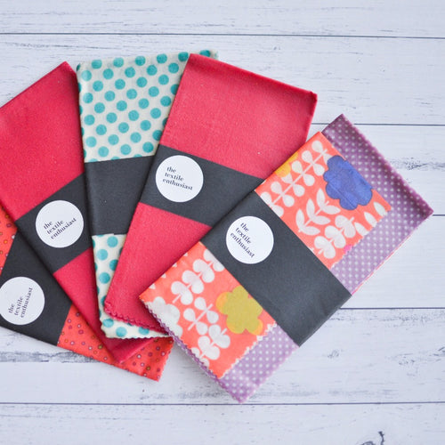 TE Beeswax Wraps - L/XL 2 pk