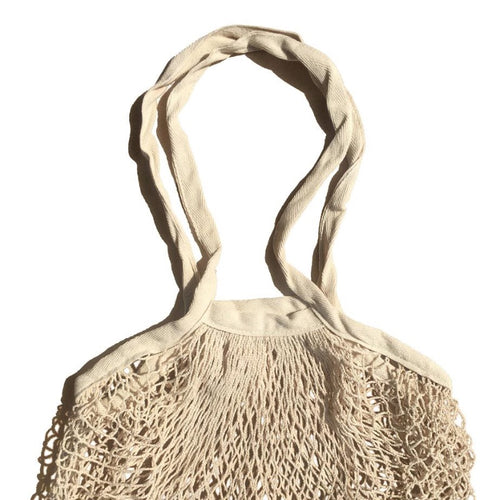 Green Essentials Unbleached Cotton String Shopping Bag
