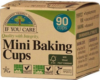If You Care Paper Baking Cups