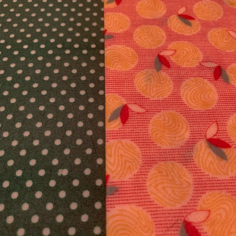 TE Beeswax Wraps - XL 2 pk