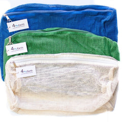 4 My Earth Neat Nets - Cotton Tidy Bags