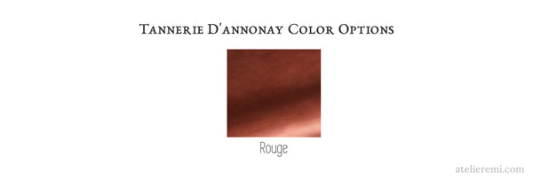 D'annonay  color options