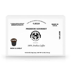 Single Serve K-Cups (12 Pack)