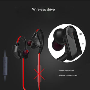 Earphones & Headphones - Sport Bluetooth Earphone - Available In Three Colours